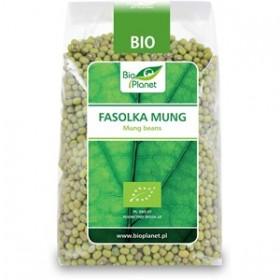 Fasole boabe Mung  BIO 400g, BioPlanet