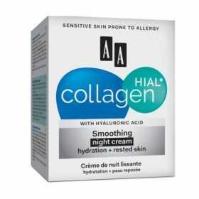 AA COLLAGEN HIAL+ CREMA DE NOAPTE, 50ML (OCEANIC)
