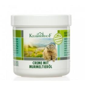 Asam Crema cu ulei de marmota 250 ml