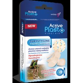 Active Plast + Prim ajutor x 16 buc